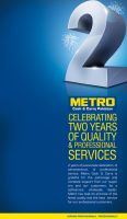 2nd anniversary metro by Naasim