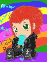 Lil Axel for ArtySkull by Checker-Bee