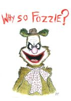 Why so fozzie? by bubbleduck