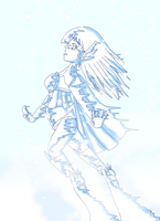 Frosty Fighter by StoneLad
