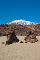 Pico El Teide by DeviantTeddine