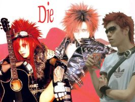 Die Dir en grey by RinSohma