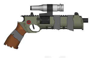 GRA's Melting Pot Revolver by Storm-X
