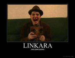 Linkara poster by UzumakiSonic619