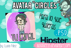 AVATAR Circles Hispter by luciafdez23