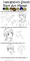 -:.South Park Meme.:- by Youko-Sway