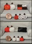 Miniature Halloween Pillows 2014 by Kyle-Lefort