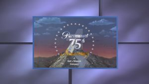 PARAMOUNT 75th Anniversary Feature Presentation by IcePony64