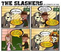 The Slashers 14 by crashdummie