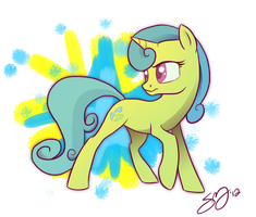 Lemon Hearts by probablyfakeblonde