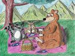 The Picnic by WalterRingtail