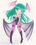 Morrigan From Deathstalkers * Request Completed by LostElegy