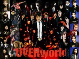 UVERworld by fantasyfreakxii
