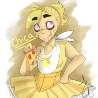 Chica Darling by Kagumi3916