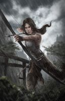 Tomb Raider Reborn by soulspline