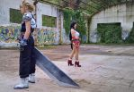 Cloud Tifa- standing by The-Final-Distance