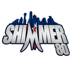 SHIMMER 80 Dallas logo by Photopops
