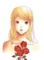 The Rose by mibou