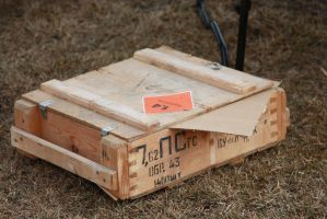 Crate by oddmountain