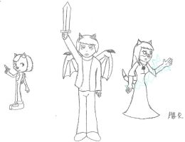 .:Idea:. Wolfblade's Quest (200th deviation!) by Wolfblade-Numbs