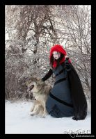 Little Red Riding Hood by alexisbc
