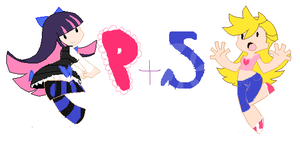 Panty and Stocking by HatterM97