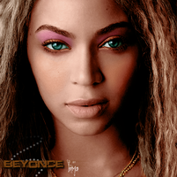 Beyonce Color by inmany