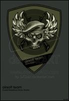 airsoft team logo by SXSaix by webgraphix