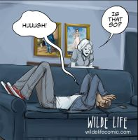 Wilde Life - 92 by Lepas