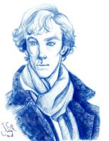 Sherlock by Nenema