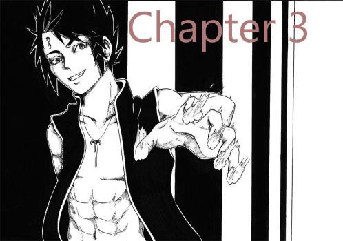 Cover chapter 3 cz by akiKuyosho
