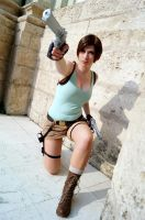 Lara Croft - Tomb Raider by Piarol