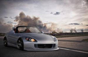 Stanced S2000 by ChitaDesigner