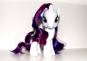 Styled Rarity by Ilona-the-Sinister