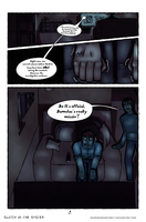 Transformers Animated GITS Vol1Pg2 by DragonAnimeParty