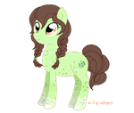 My little pony Auction #1 {Open} by m-l-p-adopts