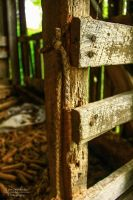Country Barn II (Rope) by SparkVillage