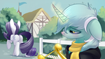 Background Pony by Underpable