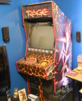 Primal Rage Arcade Machine by Malidicus