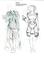 Sigyn costume design by Alebireo