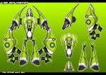 Lime-bot by ThePsychoGoat