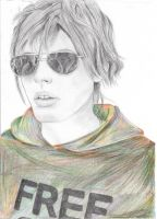 Shane McCutcheon by Juuuleee