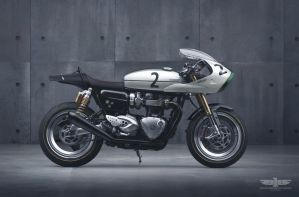 Thruxton M2B by Jakusa1