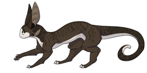 Squillo Adoptable 1 (CLOSED) by FoolsCourage