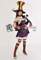 LoL Sheriff Of Piltover Caitlyn Cosplay by miccostumes