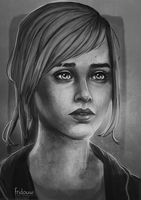 Ellie by fridouw