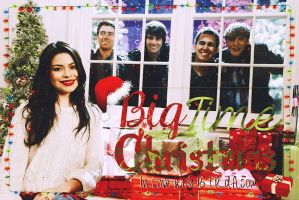 +BigTimeChristmas|Pack by In-Love-With-BTR