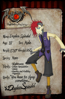 HA Application: Dryden Spindel by the-attic-keeper