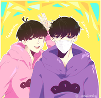 my fav matsus by AmaiCandy