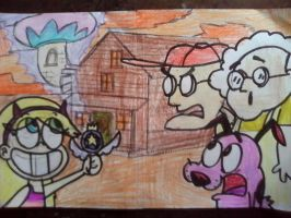The Bagge's New Guest Part 2 by spongekid1999